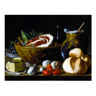 Spanish Still Life Postcard