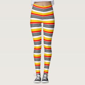 Spanish Stripe Classic leggings