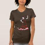 spanish sugar skull dancer T-Shirt