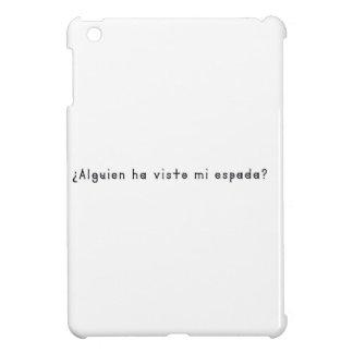 Spanish-Sword iPad Mini Cases