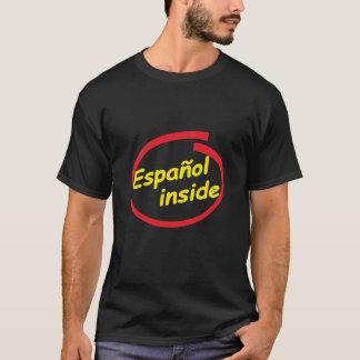 Spanish t-shirt Inside - M1