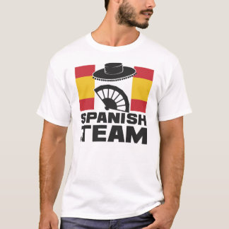 SPANISH TEAM T-Shirt
