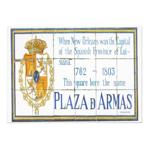 Spanish Tile 3 Custom Invites