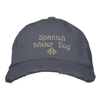 Spanish Water Dog Dad Gifts Baseball Cap