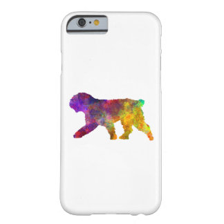 Spanish Water Dog in watercolor Barely There iPhone 6 Case