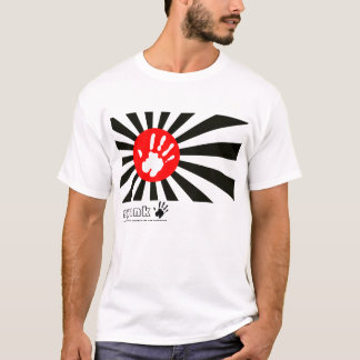 Spank Japanese Design T-Shirt