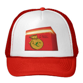 Spanked the Banker trucker hat