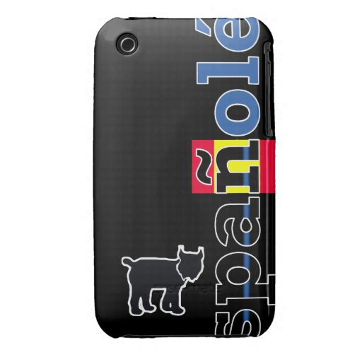 SPANOLE - Funda-Mate iPhone 3G/3GS Barely There Ca iPhone 3 Cases