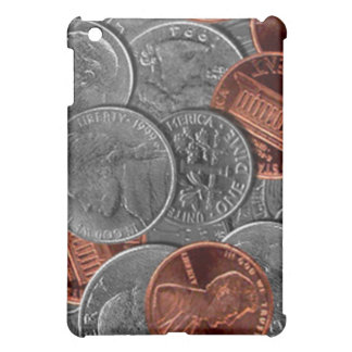 Spare change ipad Case