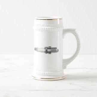 Spark Plug Coffee Mugs