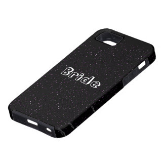 Sparkle Bride iPhone Case Case For The iPhone 5