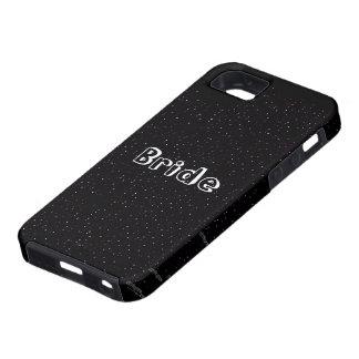 Sparkle Bride iPhone Case
