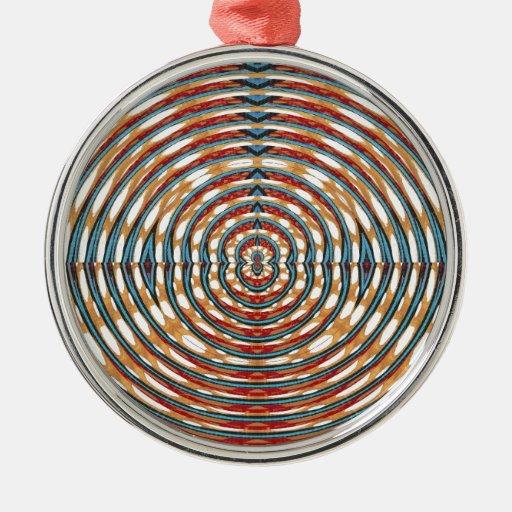 SPARKLE CHAKRA Round Circles Elegant Fashion GIFTS Christmas Tree Ornaments