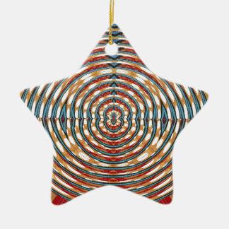 SPARKLE CHAKRA Round Circles Elegant Fashion GIFTS Christmas Ornament