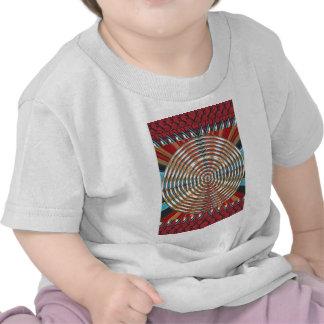 SPARKLE CHAKRA Round Circles Elegant Fashion GIFTS Tee Shirt