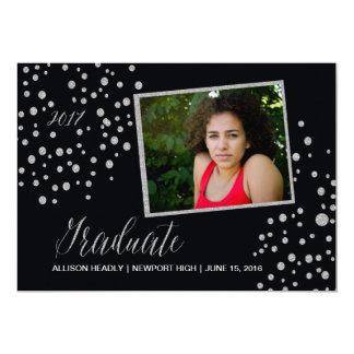 Sparkle Confetti Grad Card