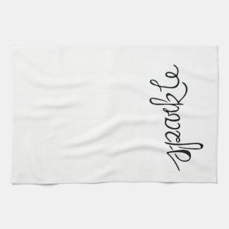 Sparkle Dish Towel