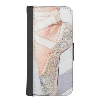 Sparkle En Pointe iPhone SE/5/5s Wallet Case