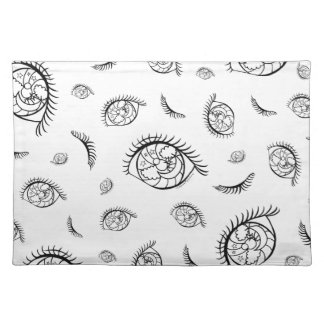 Sparkle Eyes Placemat