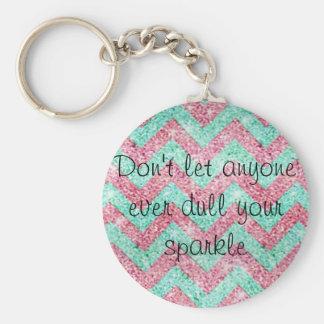 Sparkle Key Chains