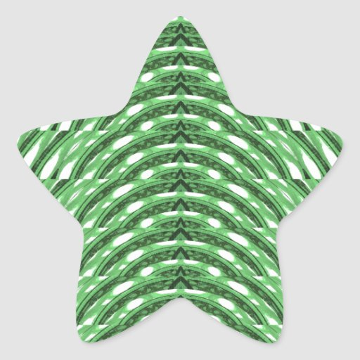 Sparkle Light Energy Green GIFTS - lowprice store Star Sticker