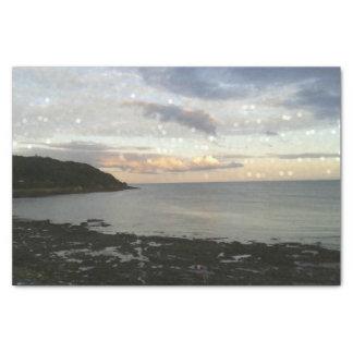 Sparkle of the Cornish Coast Tissue Paper