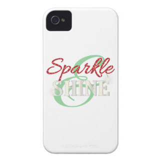 Sparkle Shine iPhone 4 Covers