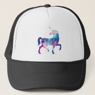 Sparkle Unicorn Trucker Hat