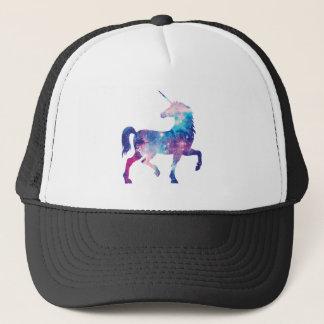 Sparkle Unicorn Trucker Hat