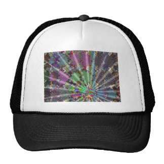 Sparkle Wave Abstract amazing Soothing abstract 99 Hat