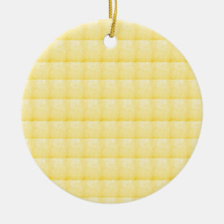 Sparkle Yellow CRYSTAL - GREETINGS GIFTS lowprice Round Ceramic Decoration