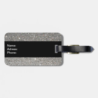 Sparkles & Glitter Luggage Tags