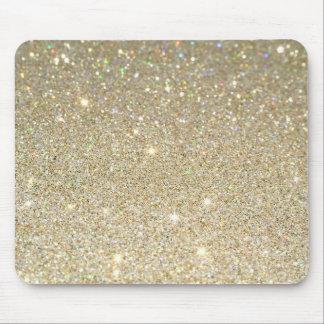 Sparkles Glitter Mousepad