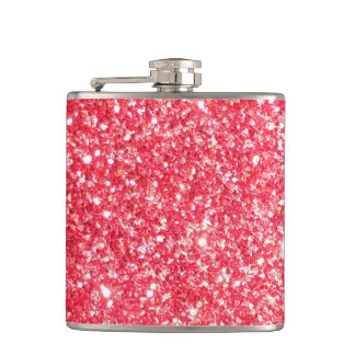 Sparkley Style Glitter Hip Flask