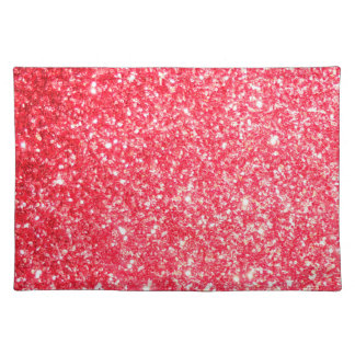 Sparkley Style Trendy Chic Placemat