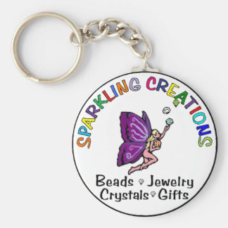 Sparkling Creations Keychains