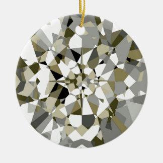 Sparkling Diamond Ornament
