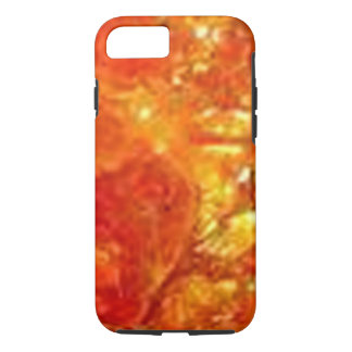 sparkling fire and ice  iphone7 case gift-idea