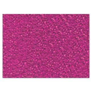 Sparkling glitter tissue paper
