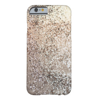 Sparkling GOLD Lady Glitter #1 #decor #art Barely There iPhone 6 Case