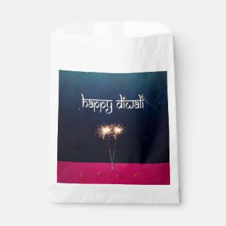 Sparkling Happy Diwali - Favor Bag