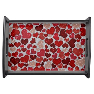 Sparkling Hearts, Serving Tray