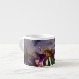 Sparkling Irises