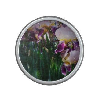 Sparkling Irises Speaker