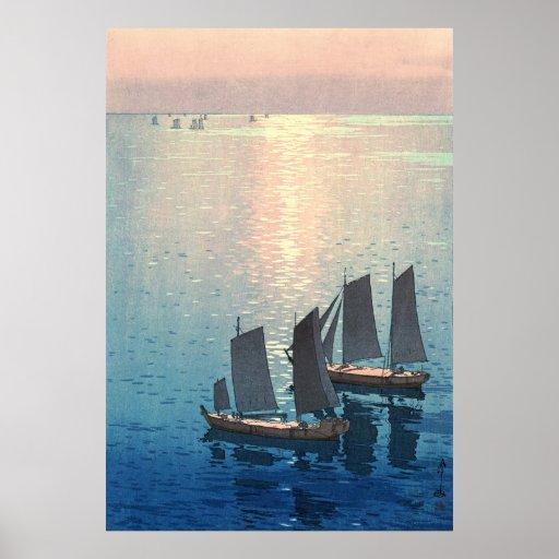 Sparkling Sea 1926 Poster