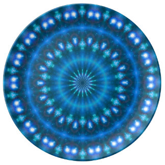 Sparkling soul music (sapphire-electric-sky) plate