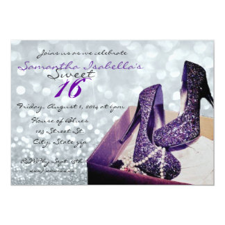 Sparkling Sweet 16 Card