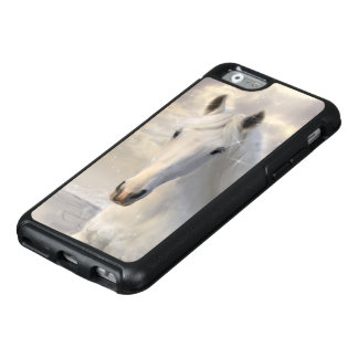 Sparkling White Horse OtterBox iPhone 6 Case