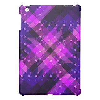 Sparkly Abstract Tartan iPad Speck® Case iPad Mini Cover