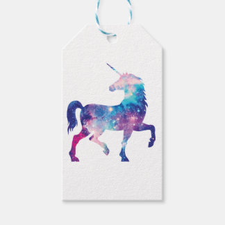 Sparkly Magical Unicorn Gift Tags